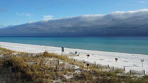 Henderson Beach State Park Campground Florida
