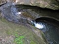 Devil's Bathtub (Old Man's Cave Gorge, Hocking Hills, Ohio, USA) 2 (34837422996).jpg