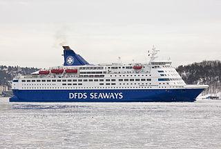 DFDS Seaways Danish shipping company