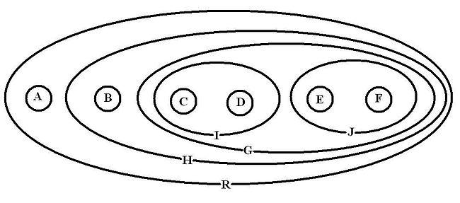 Cladistique wikivisually cladogramme prcdent sous forme de diagramme de venn ccuart Images