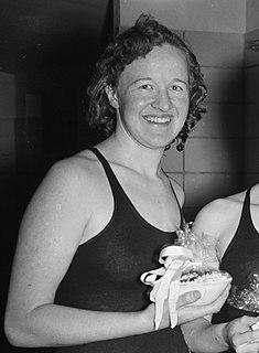 Dicky van Ekris Dutch swimmer