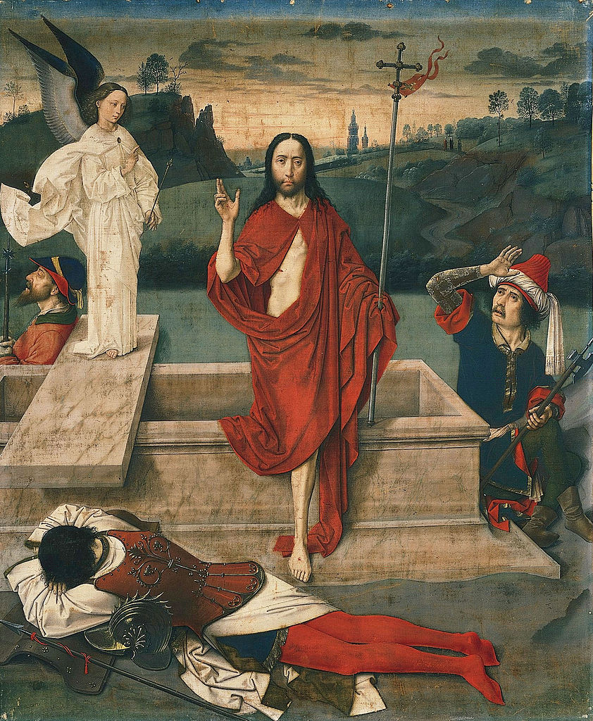 Chrystus przez śmierć i zmartwychwstanie kieruje na nowo wszystko ku Bogu