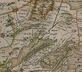 Dieverderdingspel op kaart van Drenthe door Cornelis Pijnacker.jpg