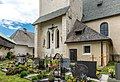 Diex Wehrkirchhof mit Kreuzigungsgruppe an der Pfarrkirche hl. Martin 26052017 8697.jpg