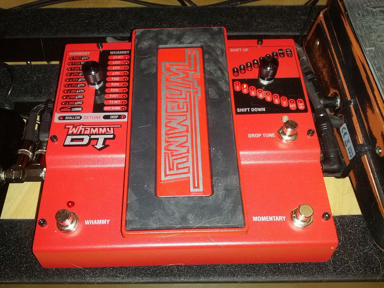 file digitech whammy dt i got a new guitar pedal 2013 03 27 by mike prosser jpg. Black Bedroom Furniture Sets. Home Design Ideas