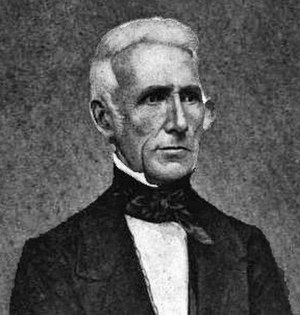 Auburn Theological Seminary - Dirck Cornelius Lansing, Founder and Professor, 1821–1826
