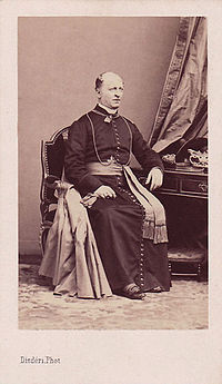 Disderi, Adolphe Eugène (1810-1890) - Chigi, Flavio III (1810-1885), nunzio papale in Francia.jpg