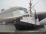 Disney Dream (2011) Papenburg 15.JPG