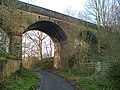 Disused railway bridge - geograph.org.uk - 285720.jpg