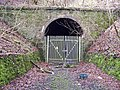 Disused tunnel at Ton-y-pistyll, Newbridge, Caerphilly - geograph.org.uk - 128015.jpg