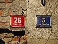 Dolní Černošice, Dolnočernošická 467, stará domovní čísla 26 a 5.jpg