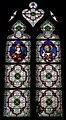 Domalain (35) Église Saint-Melaine Vitrail 10.JPG