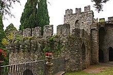 Resti del castello di Mattarella