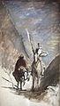 Don Quichotte et la mule morte-Honore Daumier-IMG 8328.JPG