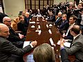 Donald Trump and Mike Pence meet with automobile industry leaders 2.jpg
