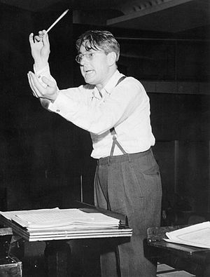 The Bell Telephone Hour - Donald Voorhees conducting The Bell Telephone Hour on NBC Radio