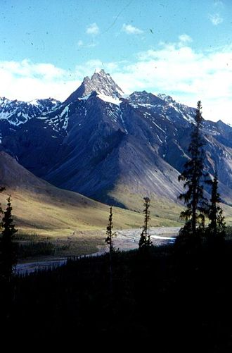 Bob Marshall (wilderness activist) - Mount Doonerak, one of the highest mountains in the Alaskan Brooks Range