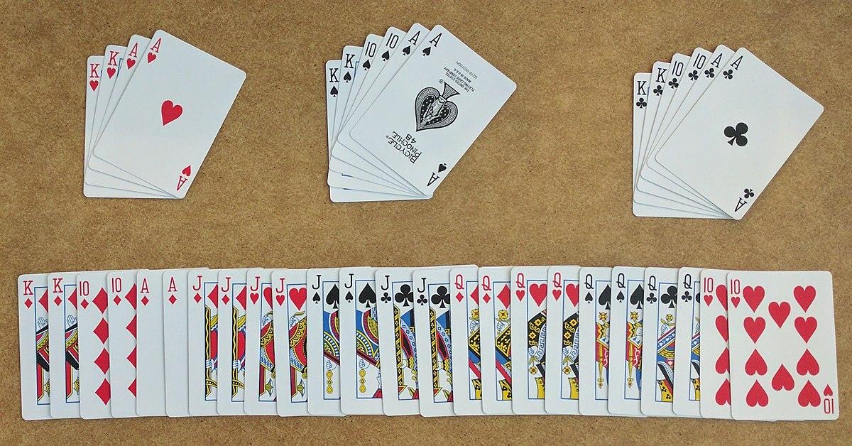 Doppelkopf Karten Reihenfolge