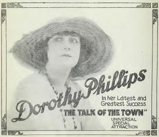 <i>The Talk of the Town</i> (1918 film) 1918 film