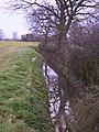 Double Dike seen from Fly Cross Bridge - geograph.org.uk - 362016.jpg