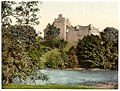 Doune Castle from the Teith, Scotland LOC 3449532375.jpg