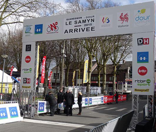Dour - Le Samyn, 4 mars 2015, arrivée (C02).JPG