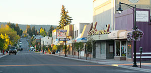 Cranbrook, British Columbia - 10th Ave Cranbrook