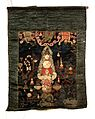 Dpal-Ldan Lhamo's attributes in a Rgyan Tshogs banner Wellcome L0020539.jpg