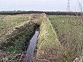 Drainage Ditch at New Eskham Farm - geograph.org.uk - 1170959.jpg