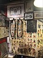 Drawings from the interior of Gian Maurizio Fercioni's tattoo studio and museum in Milan.jpg