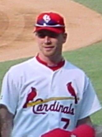 J. D. Drew - Drew in 2002