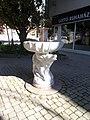 Drinking fountain by János Béres, 2020 Zalaegerszeg.jpg
