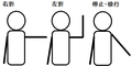 Driver's handsigns in Japan 20170714.png
