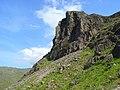 Dropping Crag, Yewbarrow - geograph.org.uk - 828949.jpg