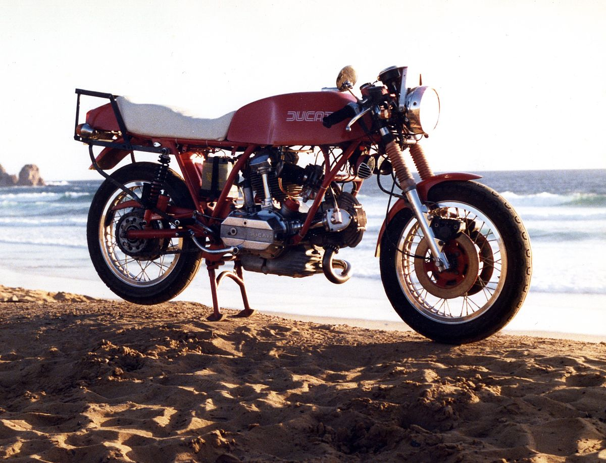 Px Ducati on Engine Clutch