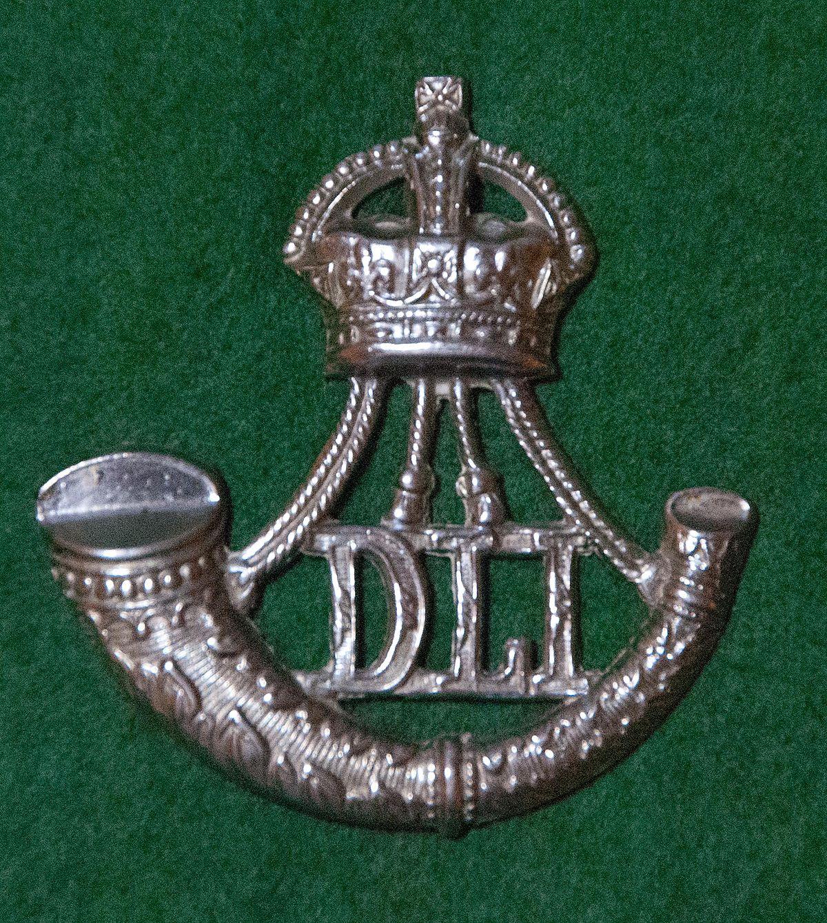 Durham Light Infantry Wikipedia