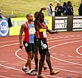 Dwain Chambers at Olympic Trials 2008 01 (cropped 01).jpg