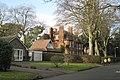 Dwelling types, Dorridge Road B93 - geograph.org.uk - 2196804.jpg