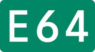 Tsugaru, Aomori - Image: E64 Expressway (Japan)