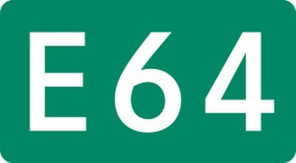 Tōhoku Expressway - Image: E64 Expressway (Japan)