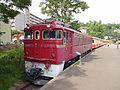 ED75 501 Otaru Museum 20160902.jpg