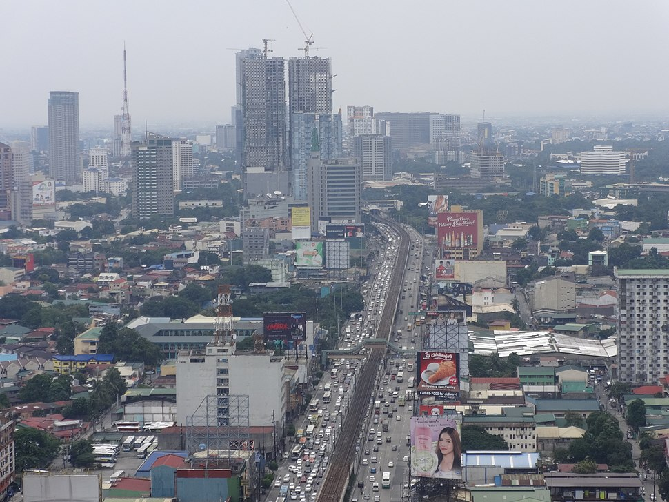 EDSA-Cubao - Q-Mart, Kamuning and Timog areas (Quezon City)(2017-08-13)