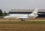 EGLF - Dassault Falcon 2000LX - HB-JFI (42895021595).jpg