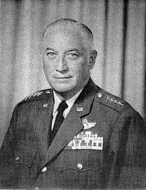 """Emmett O'Donnell Jr. - General Emmett """"Rosie"""" O'Donnell Jr. in a 1962 portrait"""