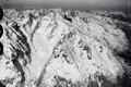 ETH-BIB-La Meije mit Glacier de l'Homme von N. aus 4800 m Höhe-Mittelmeerflug 1928-LBS MH02-05-0122.tif
