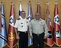 EUCOM Commander Scaparrotti visits Israel, August 16-18, 2016 EUCOM Commander Scaparrotti visits Israel, August 16-18, 2016.jpg