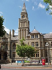 Ealing Town Hall, New Broadway - geograph.org.uk - 18244.jpg