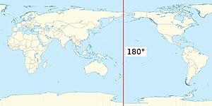 180th meridian - 180th meridian