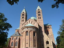 Speyer Cathedral Wikipedia