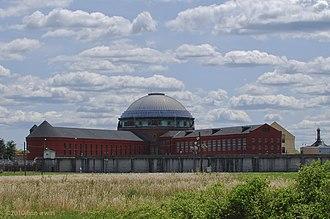 East Jersey State Prison - East Jersey State Prison - rear